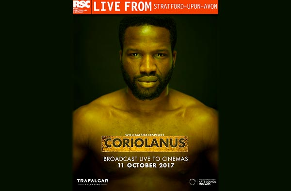 Coriolanus at the RSC