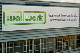 New Signage at Wallwork Newcastle