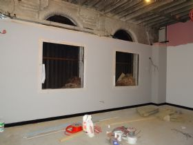 New Visitor Suite Under Construction