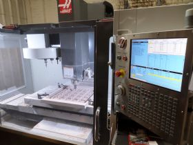 Cast Alloys new CNC machine