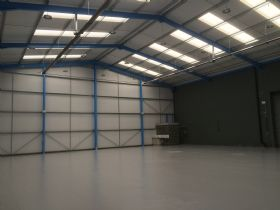 New Factory Ready for FittingOut