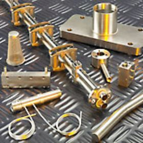 A wide variety of vacuum brazed assemblies